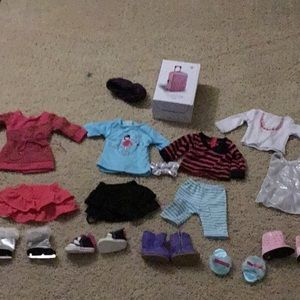 Other - American girl doll outfits